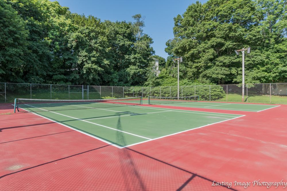 Jenkins Tennis Courts