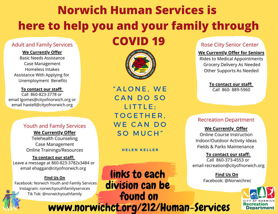 Norwich Human Services