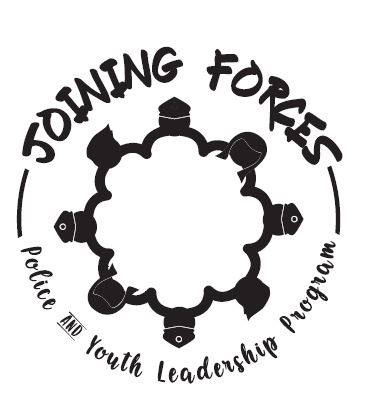 Police and Youth Program Logo - called Joining Forces