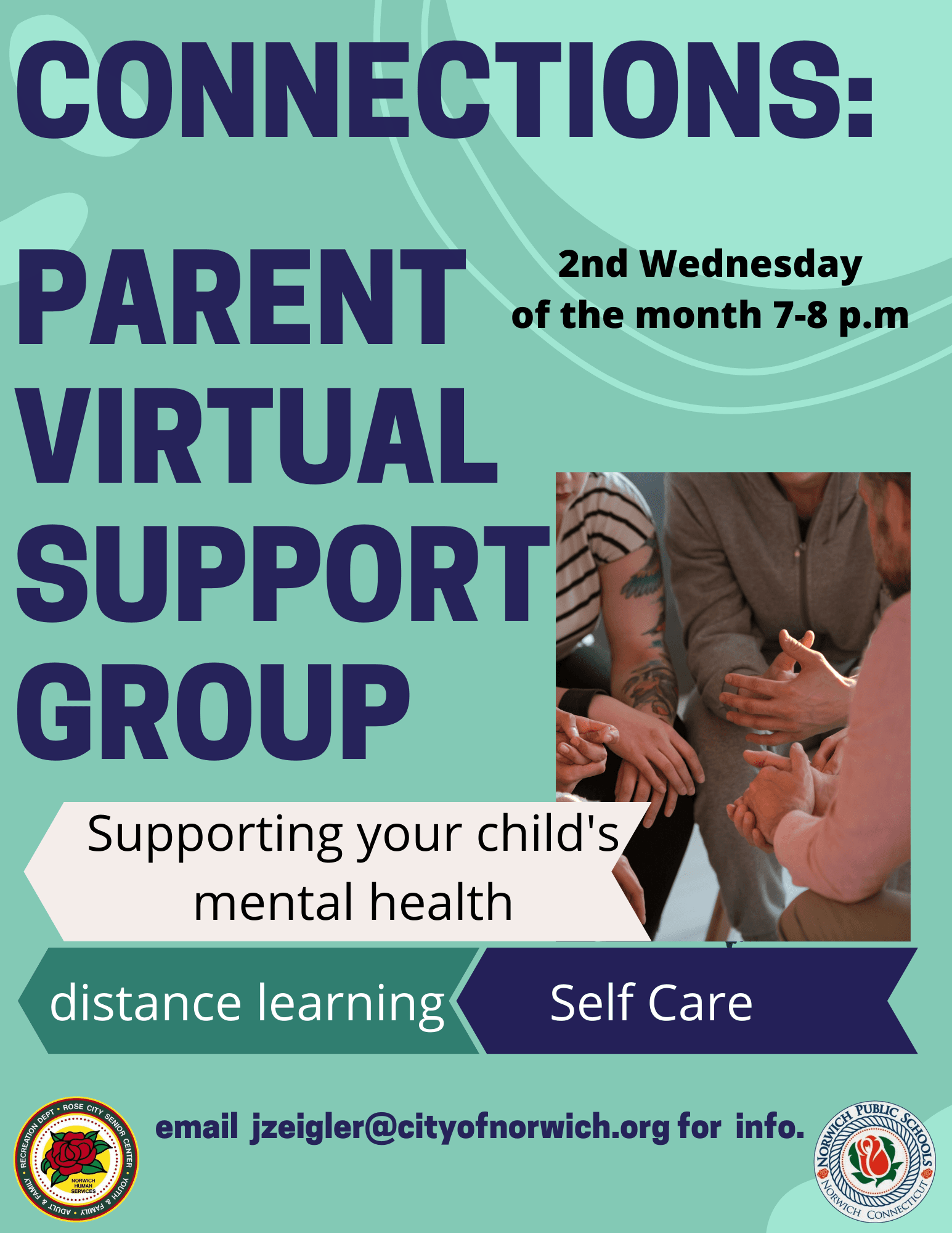 Connections Parent Support Groups